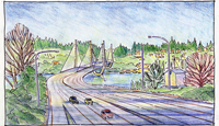 SR520 Seattle