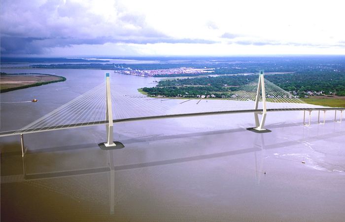 Cooper River (Arthur Ravenel Jr.) Bridge