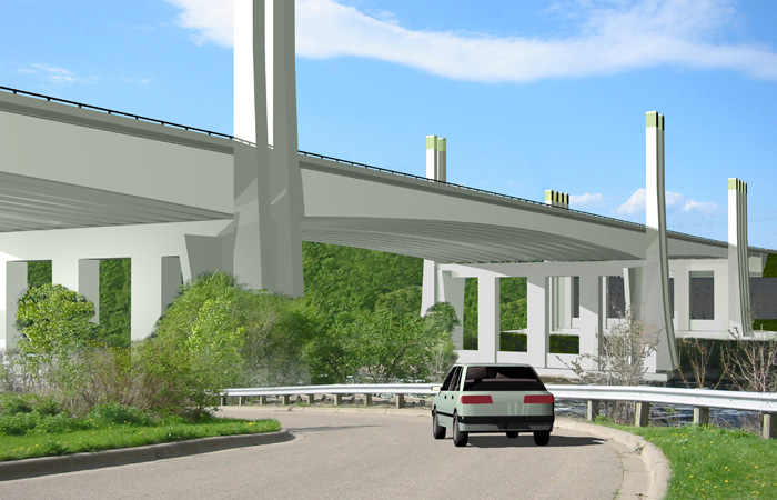 I-35 Replacement Bridge