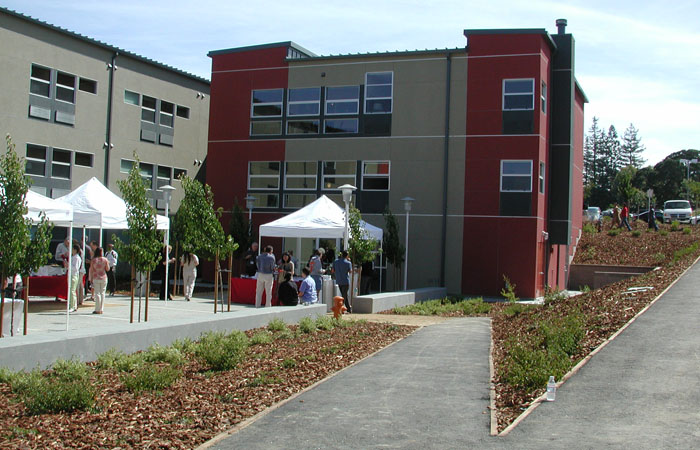 Stanford Linear Accelerator Center (SLAC) Guest House