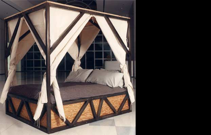Earthquake Survival Bed